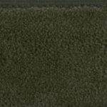 Base King Designer Accent Carpet Base - Color Mt Olive Green