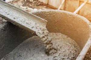 Mitigating moisture in concrete flooring