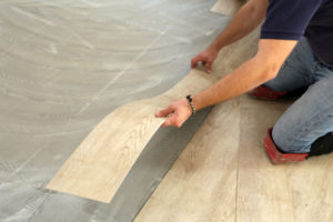 Choosing the right flooring adhesive for your project requires you consider several factors.