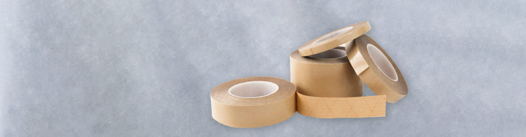Uses for double sided tape in construction applications